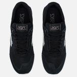 Мужские кроссовки ASICS Gel-Respector Black/White фото- 4