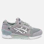 Мужские кроссовки ASICS Gel-Respector Grey/White фото- 0