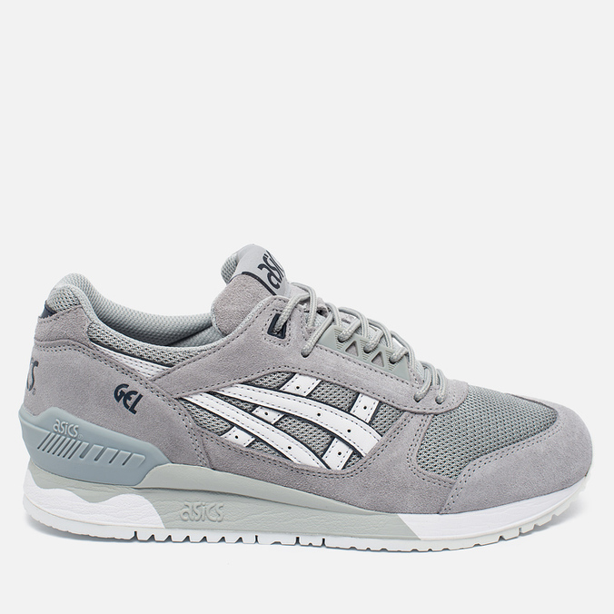 Мужские кроссовки ASICS Gel-Respector Grey/White