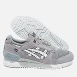 Мужские кроссовки ASICS Gel-Respector Grey/White фото- 2