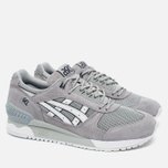 Мужские кроссовки ASICS Gel-Respector Grey/White фото- 1
