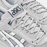 Мужские кроссовки ASICS Gel-Respector Grey/White фото- 5