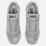 Мужские кроссовки ASICS Gel-Respector Grey/White фото- 4