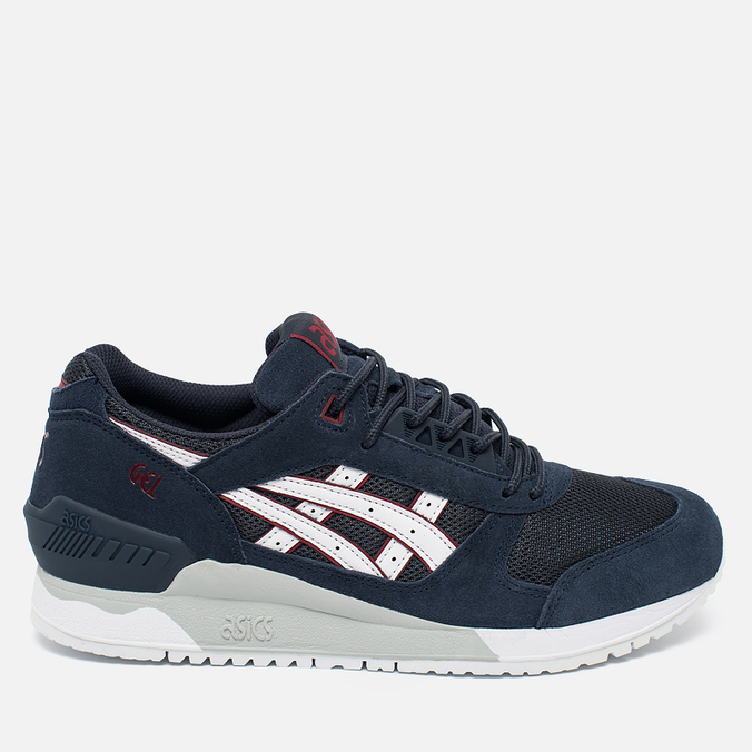 Мужские кроссовки ASICS Gel-Respector India Ink/White