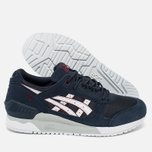 Мужские кроссовки ASICS Gel-Respector India Ink/White фото- 2