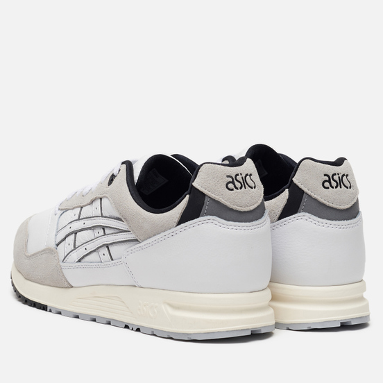 Мужские кроссовки ASICS Gel-Saga White/White