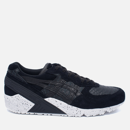 Мужские кроссовки ASICS Gel-Sight Python Pack Black/Black