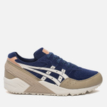 Мужские кроссовки ASICS Gel-Sight Meditation Pack Indigo Blue/Cream фото- 0
