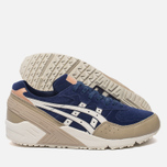 Мужские кроссовки ASICS Gel-Sight Meditation Pack Indigo Blue/Cream фото- 2