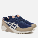 Мужские кроссовки ASICS Gel-Sight Meditation Pack Indigo Blue/Cream фото- 1