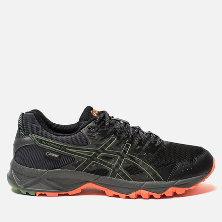 Мужские кроссовки ASICS Gel-Sonoma 3 Gore-Tex Black/Dark Grey