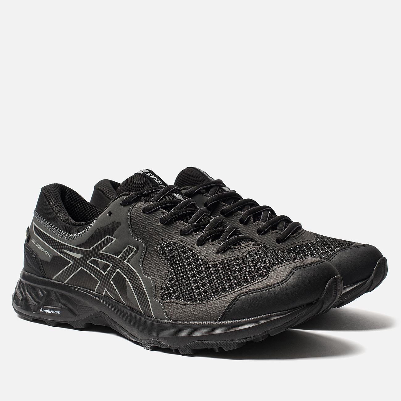 Мужские кроссовки ASICS Gel-Sonoma 4 G-TX Black/Stone Grey