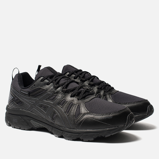 Мужские кроссовки ASICS Gel-Venture 7 WP Black/Carrier Grey