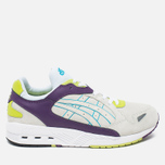 ASICS GT-Cool Xpress OG Deluxe Men's Sneakers Off White/Purple/Neon Green photo- 0