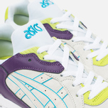 ASICS GT-Cool Xpress OG Deluxe Men's Sneakers Off White/Purple/Neon Green photo- 5