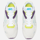 ASICS GT-Cool Xpress OG Deluxe Men's Sneakers Off White/Purple/Neon Green photo- 4