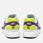 ASICS GT-Cool Xpress OG Deluxe Men's Sneakers Off White/Purple/Neon Green photo- 3