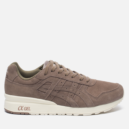 Мужские кроссовки ASICS GT-II Mono Suede Pack Brown/Cream