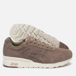 Мужские кроссовки ASICS GT-II Mono Suede Pack Brown/Cream фото- 2