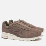Мужские кроссовки ASICS GT-II Mono Suede Pack Brown/Cream фото- 1