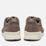 Мужские кроссовки ASICS GT-II Mono Suede Pack Brown/Cream фото- 3