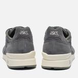 Мужские кроссовки ASICS GT-II Mono Suede Pack Grey/Olive/Cream фото- 3