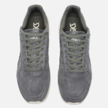 Мужские кроссовки ASICS GT-II Mono Suede Pack Grey/Olive/Cream фото- 4