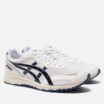 Мужские кроссовки ASICS Skysensor Japan White/Blue Print фото- 1