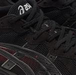 Мужские кроссовки ASICS Sortie Japanseiha 2 Black/Black фото- 6