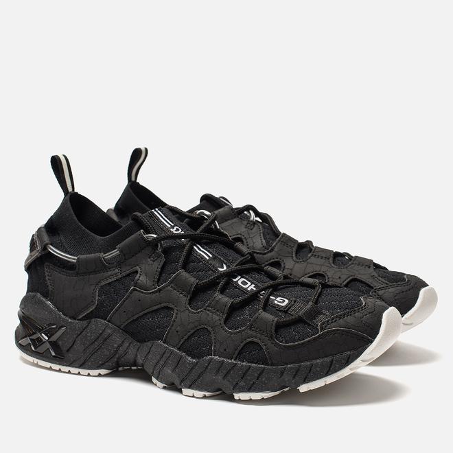 Мужские кроссовки ASICS x Casio G-SHOCK Gel-Mai Knit Black/Black