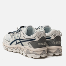 Мужские кроссовки ASICS x Chemist Creations Gel-FujiTrabuco 7 SPS Blue Smoke/Arctic Blue фото- 2