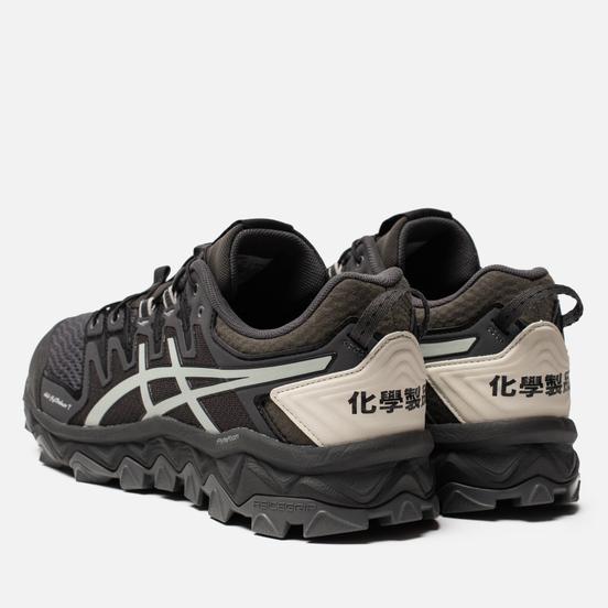 Мужские кроссовки ASICS x Chemist Creations Gel-FujiTrabuco 7 SPS Carbon/Glacier Grey
