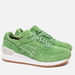 Мужские кроссовки ASICS x Concepts Gel-Respector Coca Green/Green