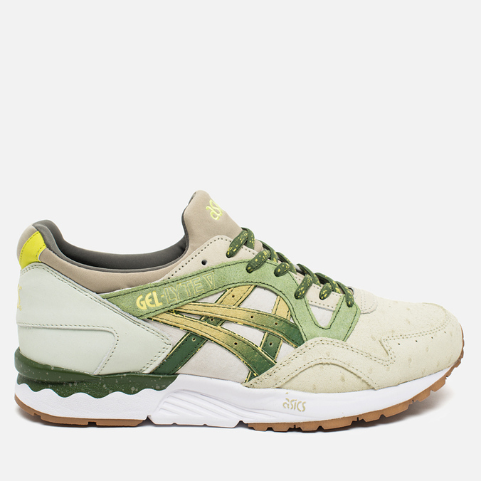 Мужские кроссовки ASICS x Feature Gel-Lyte V Prickly Pear Sand/Cactus Green