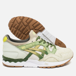 Мужские кроссовки ASICS x Feature Gel-Lyte V Prickly Pear Sand/Cactus Green фото- 2