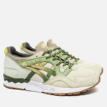 Мужские кроссовки ASICS x Feature Gel-Lyte V Prickly Pear Sand/Cactus Green фото- 1