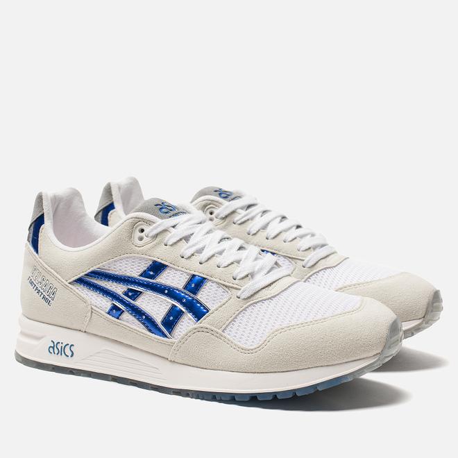 Мужские кроссовки ASICS x Footpatrol Gel-Saga Titanium Grey/Iridium Blue