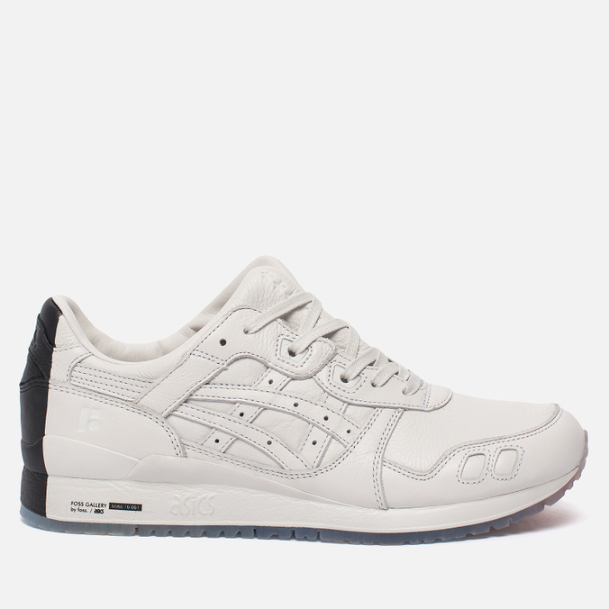 Кроссовки ASICS x FOSS Gallery Gel-Lyte III White White HK704-0101 3d1295a3a