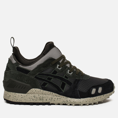 Мужские кроссовки ASICS x Haven Gel-Lyte MT Green Forest/Black/Grey