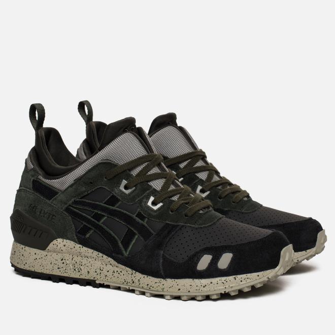 Мужские кроссовки ASICS x Haven Gel-Lyte MT Green Forest/Black/Grey
