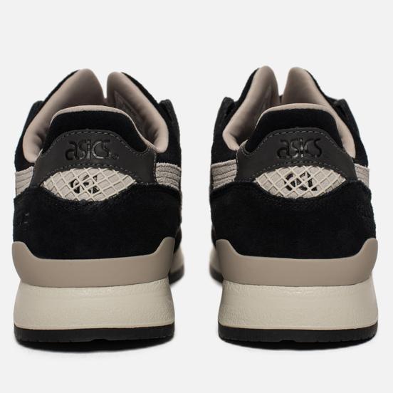 Мужские кроссовки ASICS x Kicks Lab Gel-Lyte III KLSHINOBI Black/Cool Grey