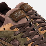 Мужские кроссовки ASICS x Kicks Lab x SBTG Gel-Lyte V Phys-Ed Brown/Light Brown/Olive фото- 5