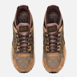 Мужские кроссовки ASICS x Kicks Lab x SBTG Gel-Lyte V Phys-Ed Brown/Light Brown/Olive фото- 4