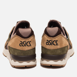Мужские кроссовки ASICS x Kicks Lab x SBTG Gel-Lyte V Phys-Ed Brown/Light Brown/Olive фото- 3