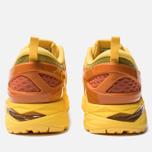 Мужские кроссовки ASICS x Kiko Kostadinov Gel-Delva Tai-Chi Yellow/Taupe Grey фото- 4