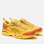 Мужские кроссовки ASICS x Kiko Kostadinov Gel-Delva Tai-Chi Yellow/Taupe Grey фото- 2