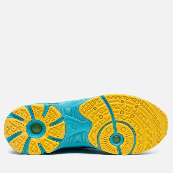 Мужские кроссовки ASICS x Kiko Kostadinov Gel-Kiril Ice Mint/Vibrant Yellow