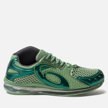 Мужские кроссовки ASICS x Kiko Kostadinov Gel-Sokat Infinity Pepper Mint/Forest Green