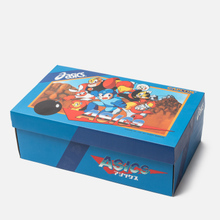 Мужские кроссовки ASICS x Megaman Gel-BND Electric Blue/Electric Blue фото- 8