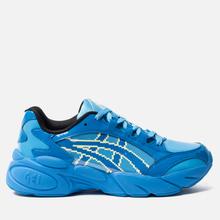 Мужские кроссовки ASICS x Megaman Gel-BND Electric Blue/Electric Blue фото- 3